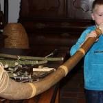 oefenavonden midwinterhoornblazen in Losser